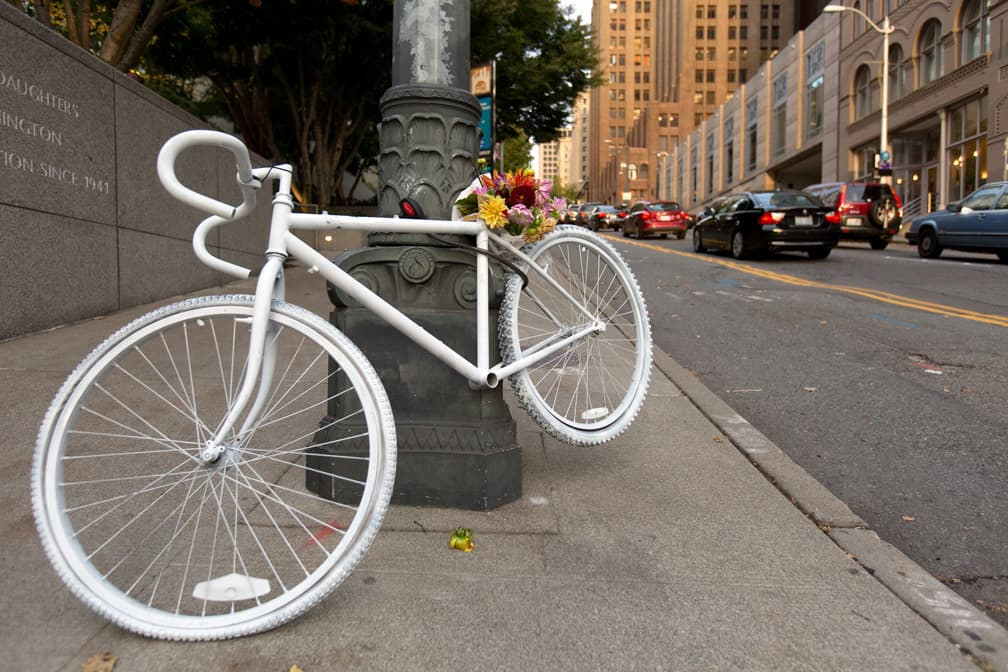 Seattle bicycle death_Coluccio Law