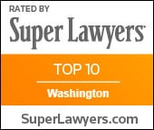 Washington Top 10 SuperLawyers