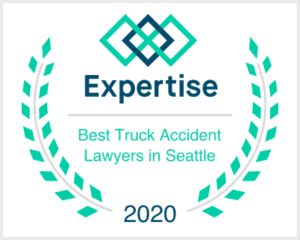 Expert badge Truck Accident Lawyer Seattle
