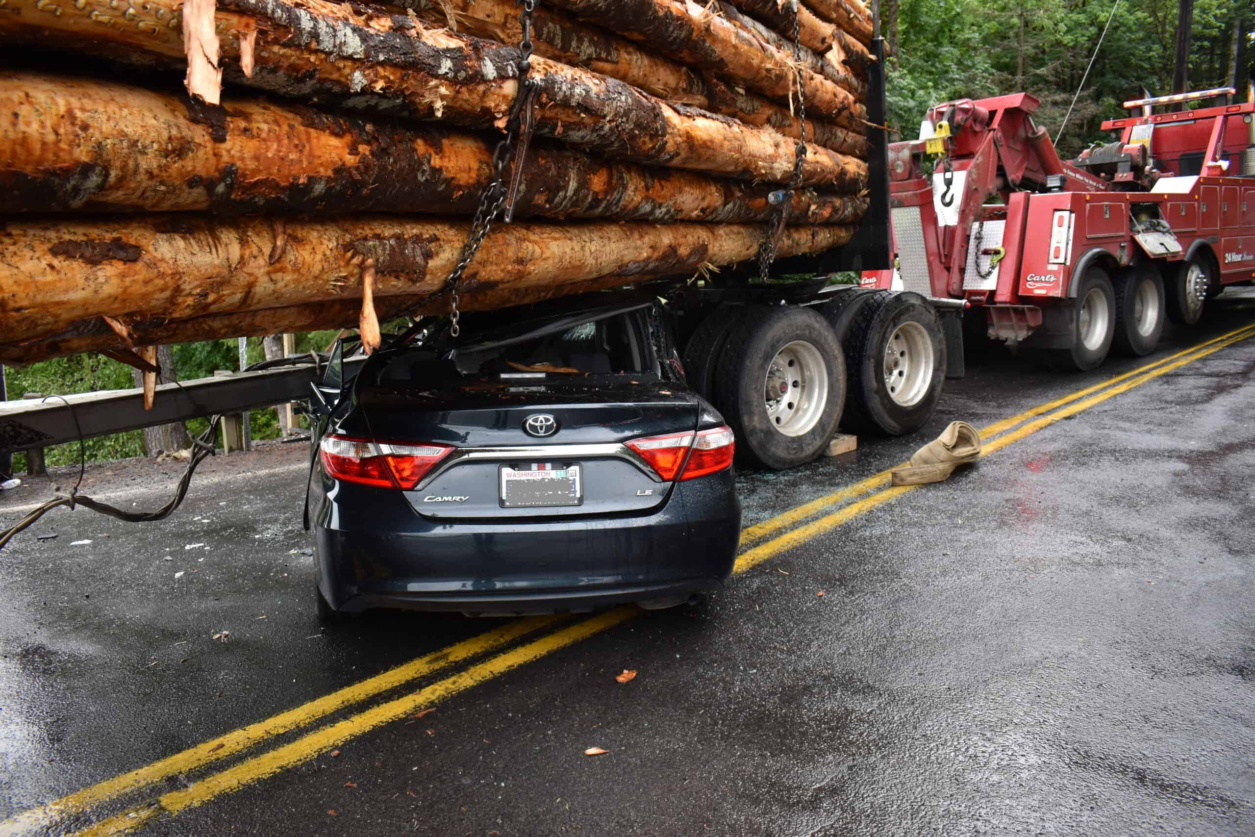 Log-truck-collision-State-Route-4-ColuccioLaw